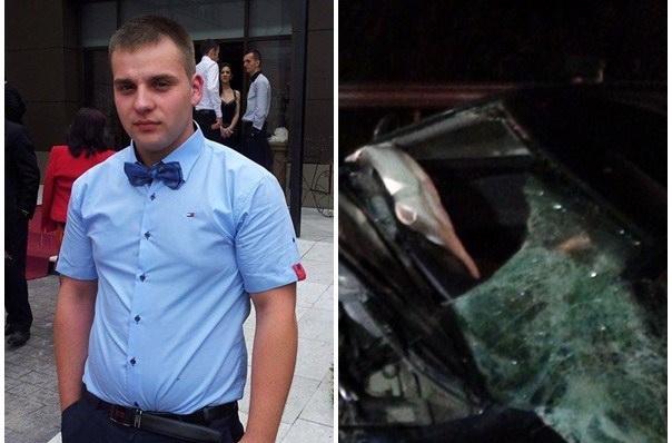 Un sofer baut a provocat un grav accident in Dej. Un tanar de 23 de ani a murit, iar 4 prieteni de-ai sai au fost raniti