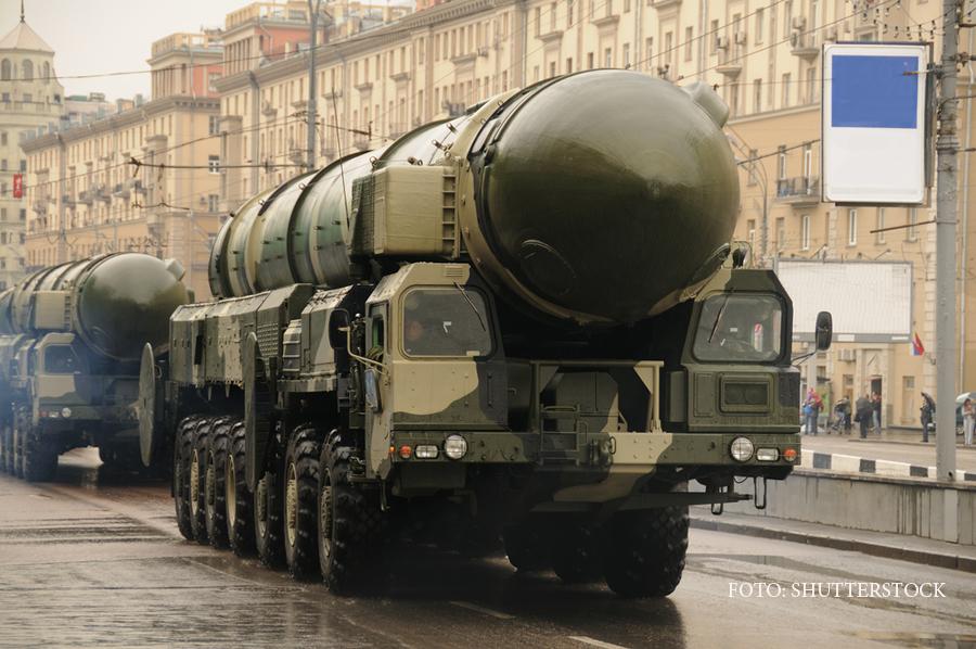Rusia a oprit cooperarea cu SUA in domeniul armelor cu plutoniu. Acordul se reia doar daca scutul de la Deveselu e desfiintat