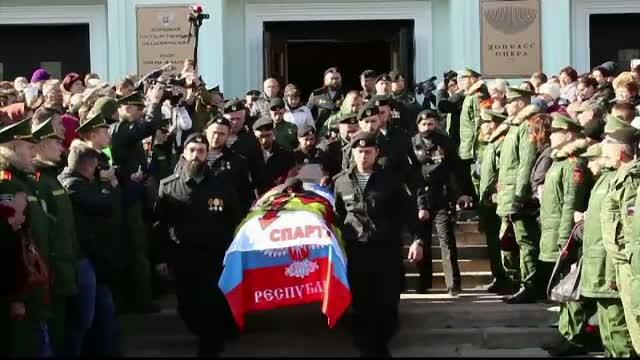 Funeralii grandioase pentru