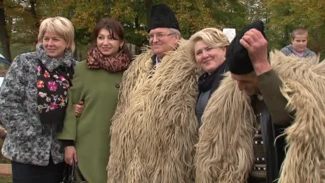 A inceput ravasitul oilor in Slanic Moldova, o traditie insotita de multe bunatati: