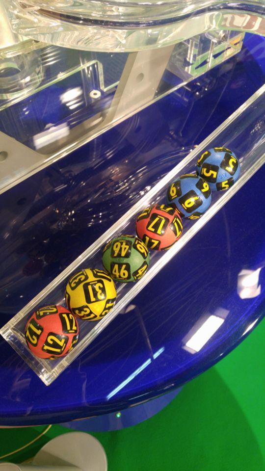 Extragere loto specială de Anul Nou. Numerele câştigătoare au fost anunţate