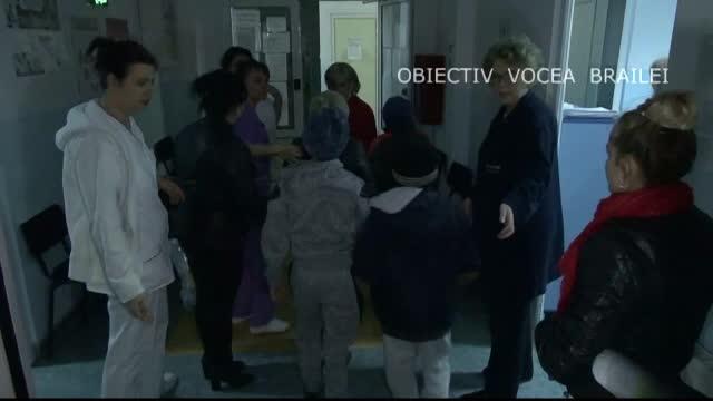 11 copii au ajuns la spital cu toxiinfectie, dupa ce au mancat la biserica. Autoritatile nu stiu ce aliment i-a imbolnavit