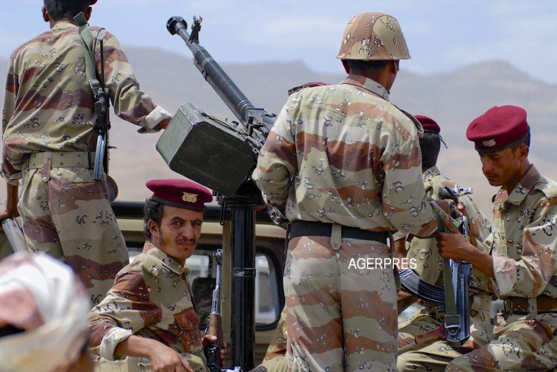 38 de rebeli houthi si prizonieri au fost ucisi in urma unui dublu raid aerian asupra unui centru de detentie din Yemen