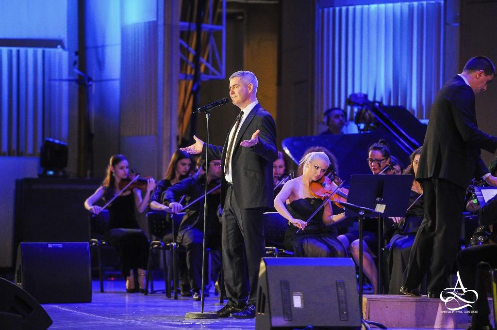 Tenorul ALESSANDRO SAFINA va fi acompaniat de Orchestra Operei Nationale Romane din Cluj-Napoca, pe 14 decembrie