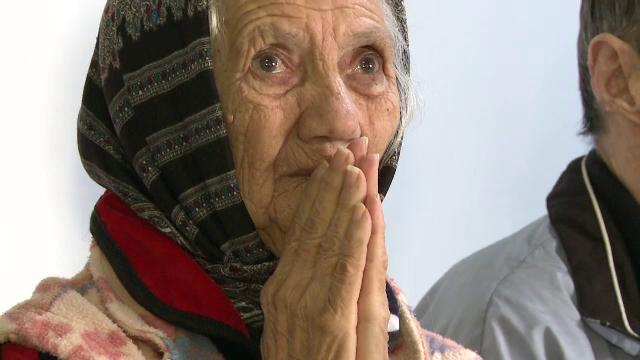 O româncă a transformat un orfelinat comunist într-o casă de bătrâni