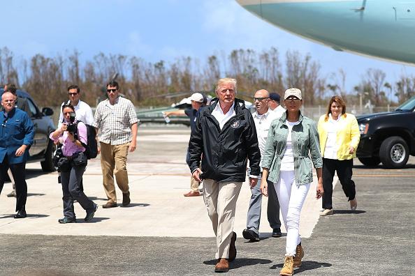 """Trump: situaţia din Puerto Rico a """"dat peste cap"""" bugetul SUA"""