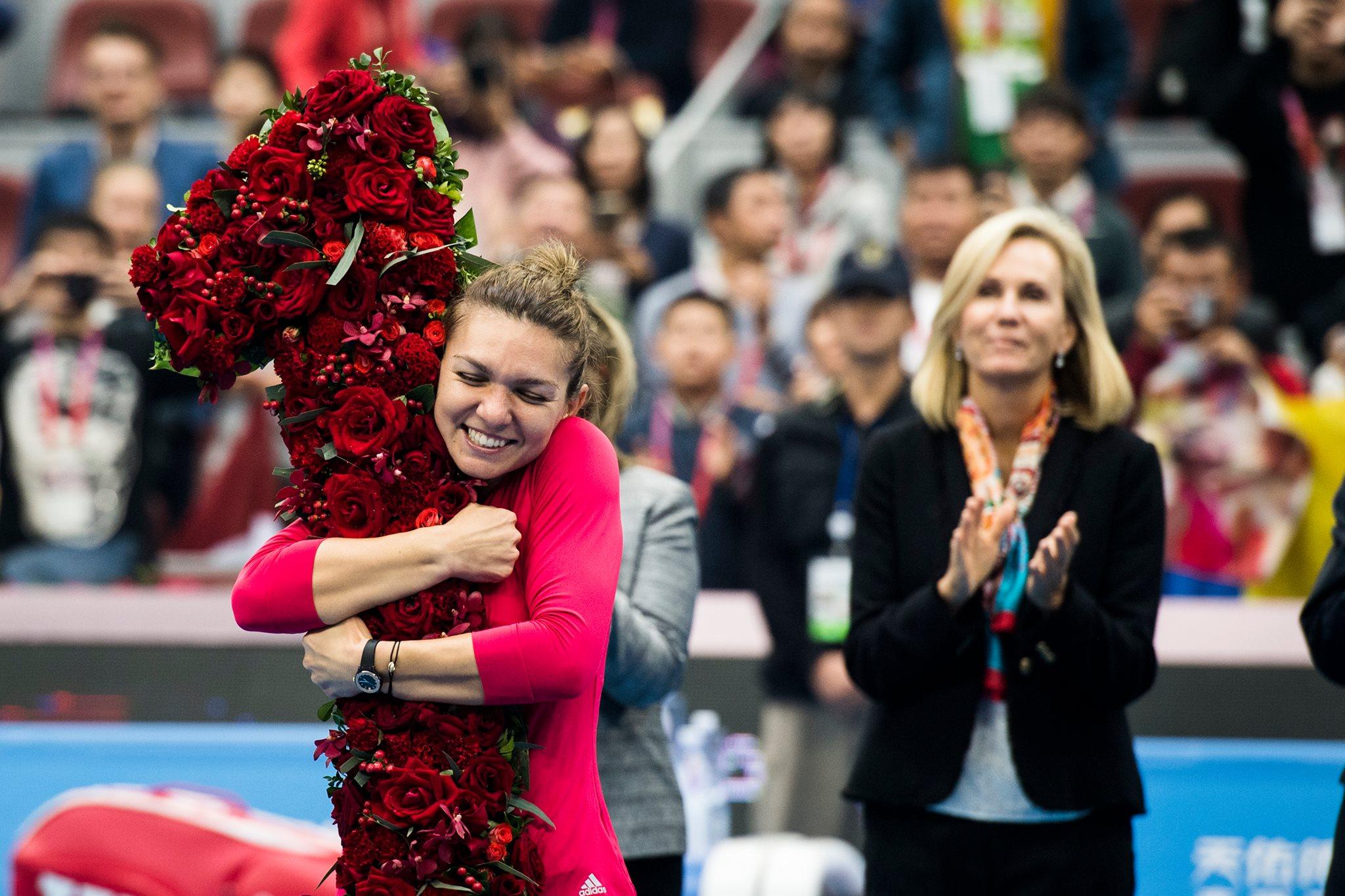 Simona Halep rămâne numărul 1 mondial după turneul de la Wimbledon