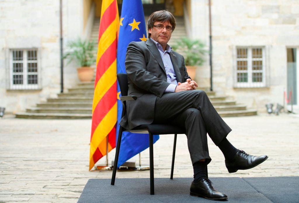 """Ministrul spaniol al Justiției, despre Catalonia: """"Puigdemont a comis o greșeală mare"""""""