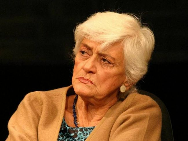 Actriţa Olga Tudorache, internată la Spitalul Elias