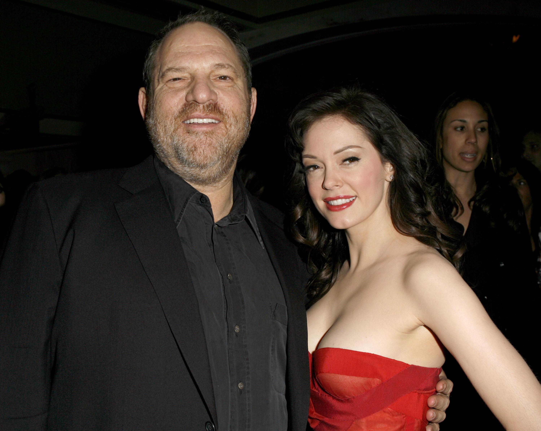 Actrita Rose McGowan îl acuză pe Harvey Weinstein că a violat-o