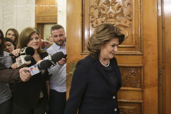 Parchetul ICCJ ar putea formula o cerere de urmărire penală pe numele fostului ministru Rovana Plumb