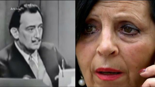 Femeia care susține că este fiica lui Dali, nevoită să plătească testele ADN