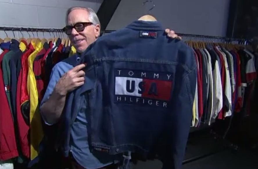 Tommy Hilfiger vinde o pereche de blugi purtați de Marilyn Monroe