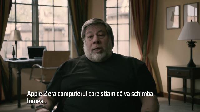 Steve Wozniak, cofondator Apple, pentru prima dată la București, la conferința IAA