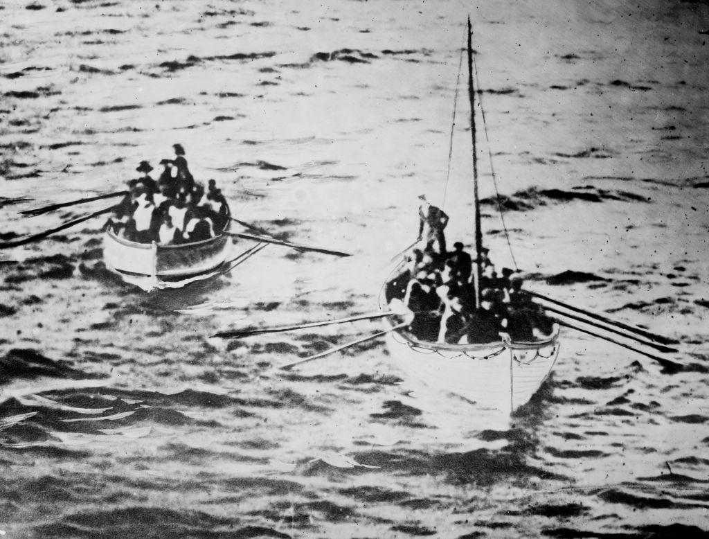 Scrisoare a unui pasager de pe Titanic, vândută cu peste 160.000 de dolari