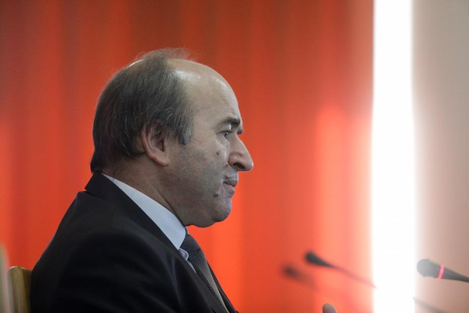 Ministrul Justiţiei, Tudorel Toader, dezbatere despre penitenciare, azi, în plenul Camerei Deputaţilor