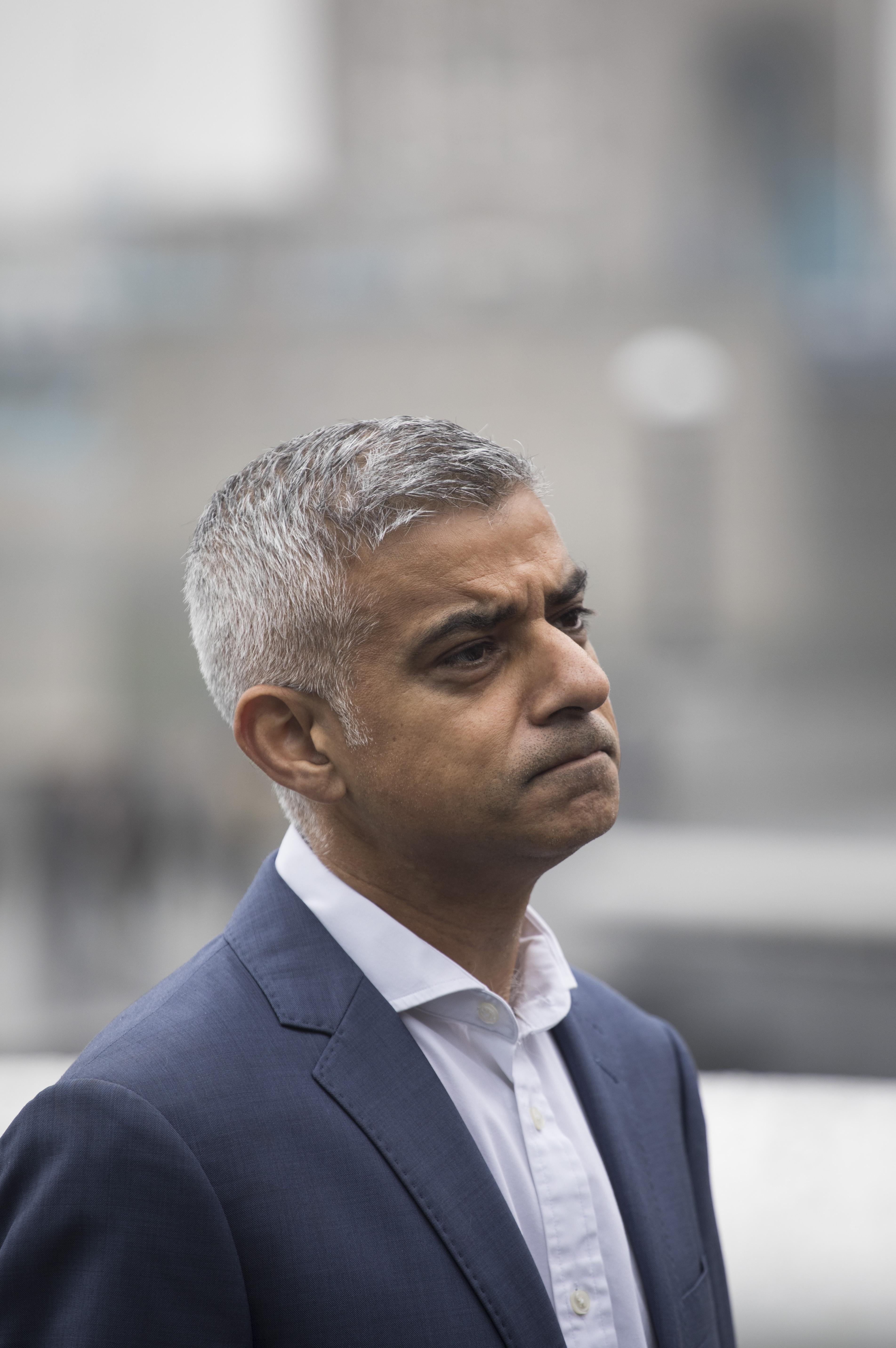 Sadiq Khan a fost reales pentru un al doilea mandat în funcția de primar al Londrei