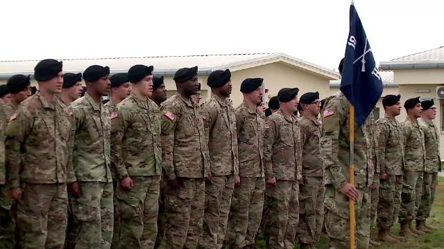 """250 de militari americani au ajuns la Baza Kogălniceanu. """"Suntem entuziasmați"""""""