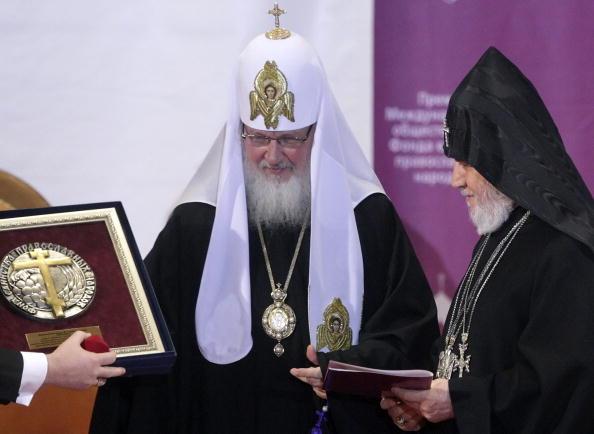 Patriarhul Kiril: Doar religia poate învinge terorismul