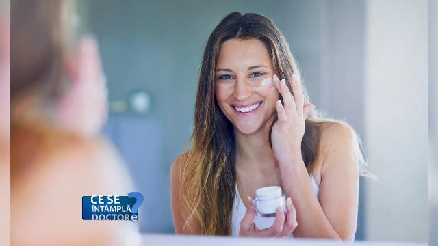 Mergeți la dermatolog o dată pe an. O să aflați cât de grave sunt leziunile de pe piele