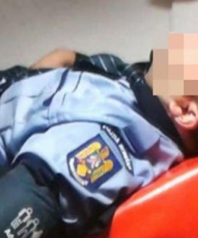 Polițist desfigurat în bătaie, la Galați, după ce a atenționat o șoferiță că staționează ilegal