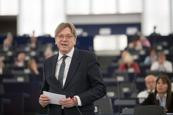 Guy Verhofstadt, către Dăncilă: Nu urmaţi exemplele proaste ungar şi polonez!
