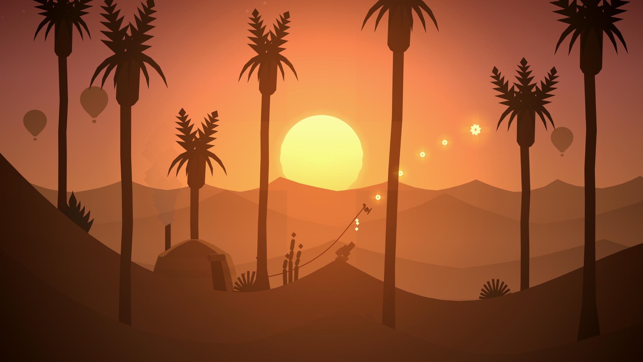 Jocul săptămânii este Alto's Odyssey. Recomandările lui Marian Andrei