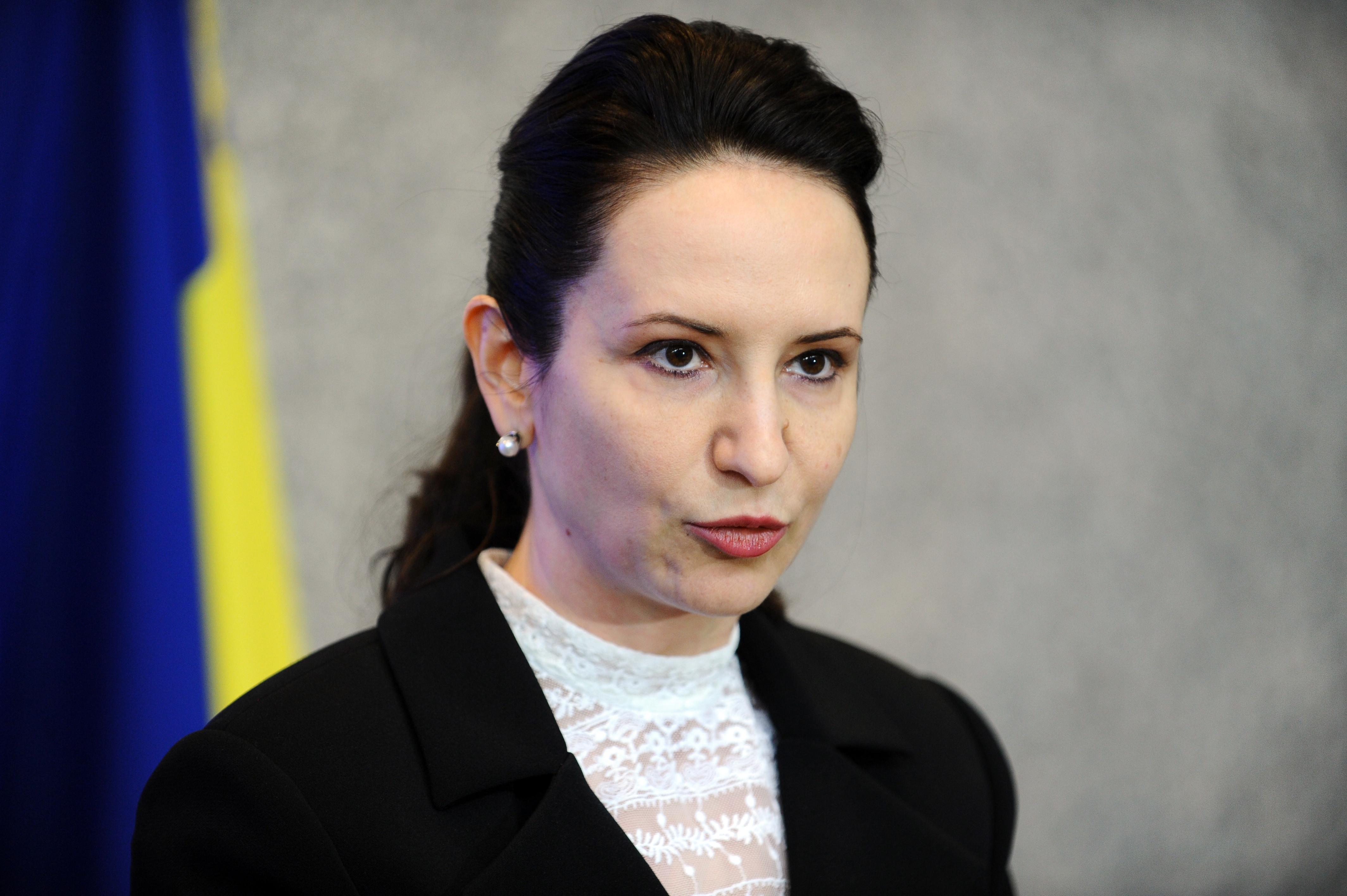 Fosta șefă a DIICOT, Giorgiana Hosu, se pensionează la vârsta de 49 de ani