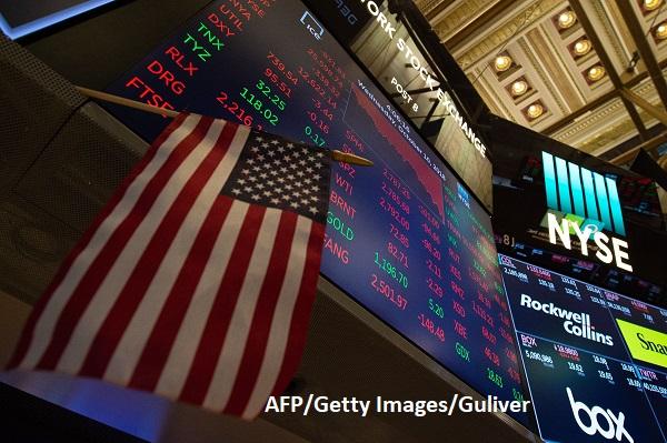 Zi furtunoasă pe bursa de la New York. Toate câștigurile din 2018, șterse