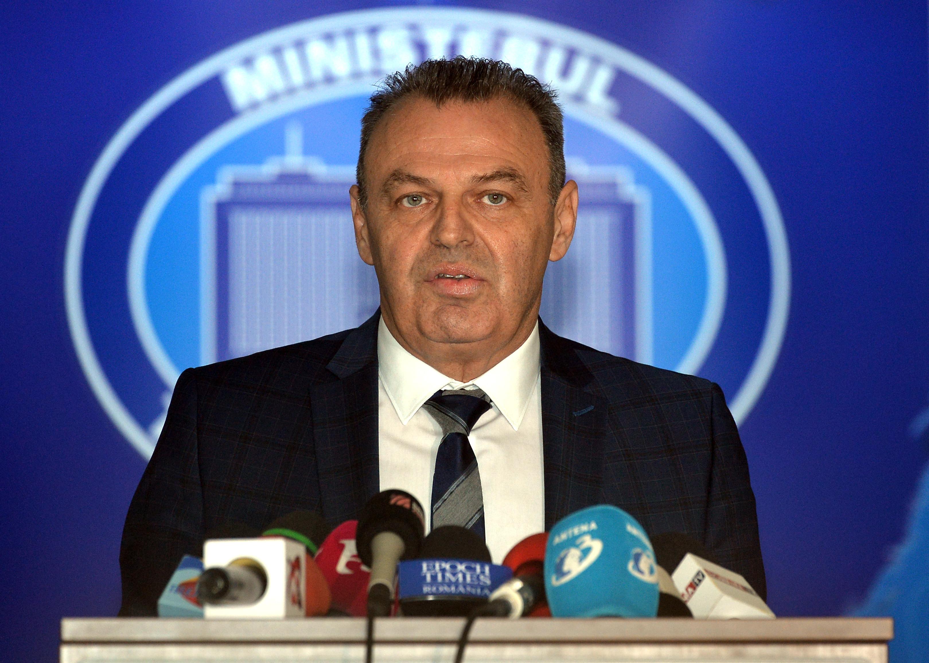 Ministrul Șova, despre grevă: Este un boicot organizat, care vizează menținerea unor monopoluri