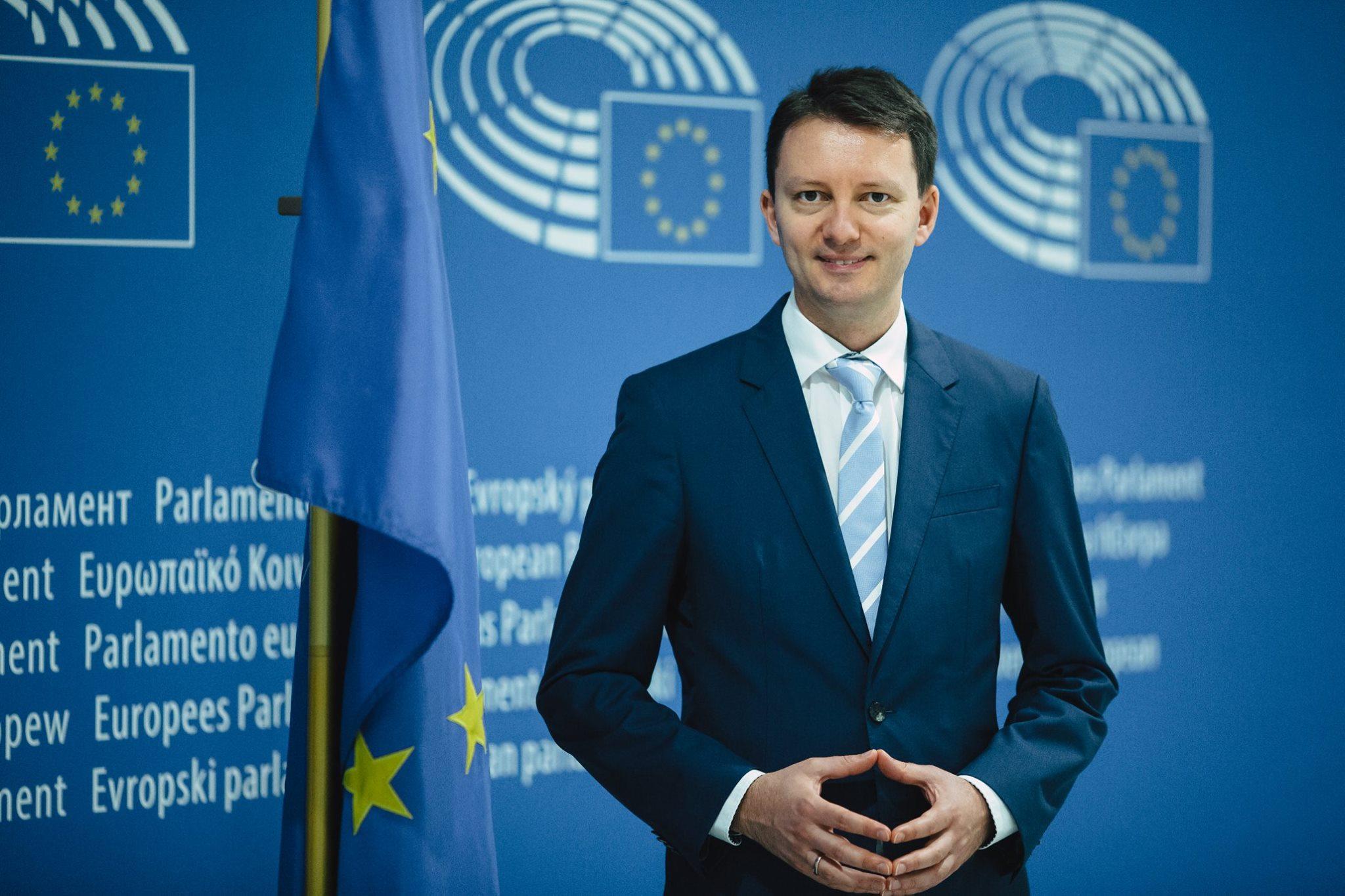 Siegfried Mureşan a fost ales vicepreşedinte al Grupului PPE din Parlamentul European