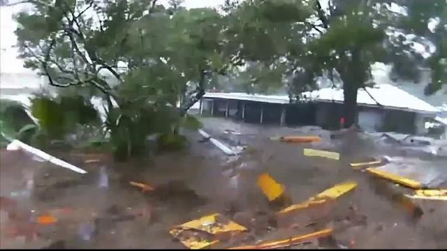 """Uraganul Michael a făcut 7 victime: """"A fost pur şi simplu un monstru"""""""