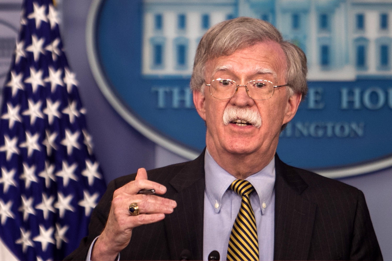 John Bolton, demis de Donald Trump. Gestul care l-a înfuriat pe liderul american