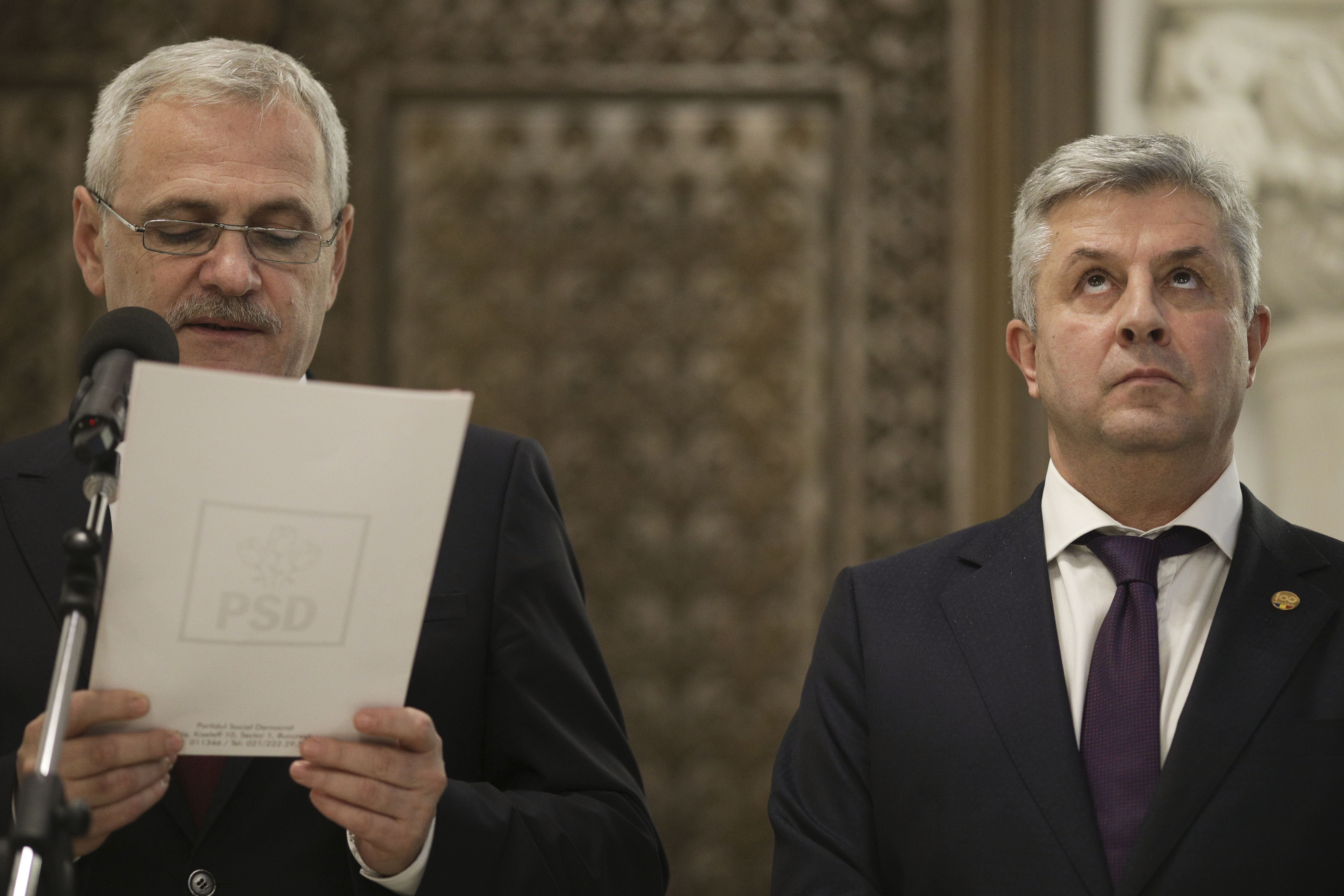 Dragnea, în concediu în ianuarie. El i-a delegat atribuţiile lui Florin Iordache