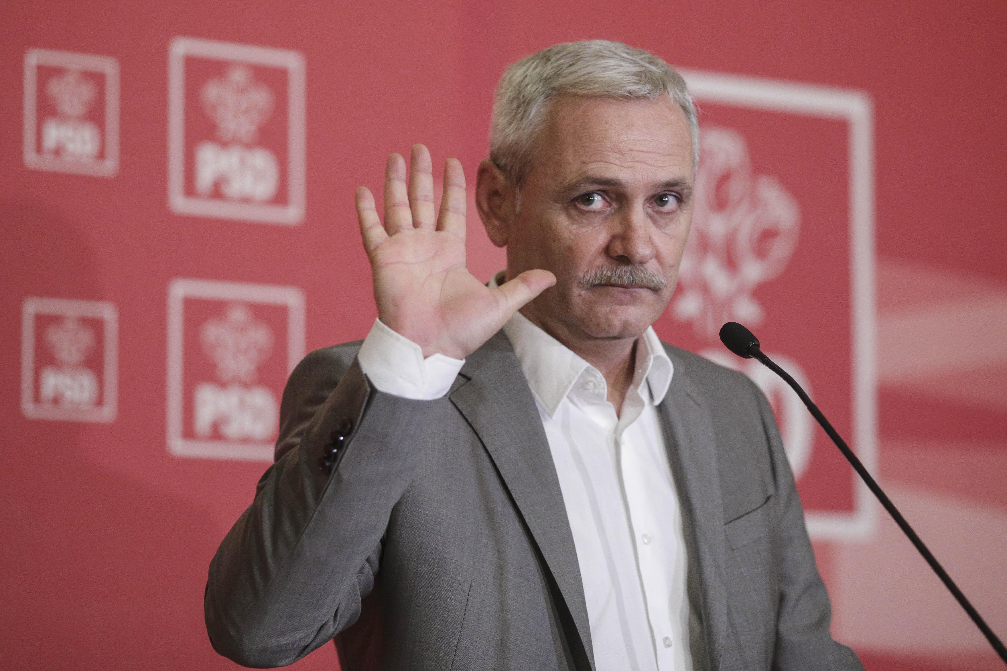 CEx-ul PSD va avea loc săptămâna viitoare. Dragnea s-a enervat din nou