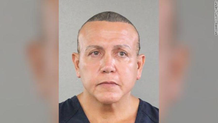 Bărbatul suspectat că a expediat coletele cu bombe din SUA, arestat