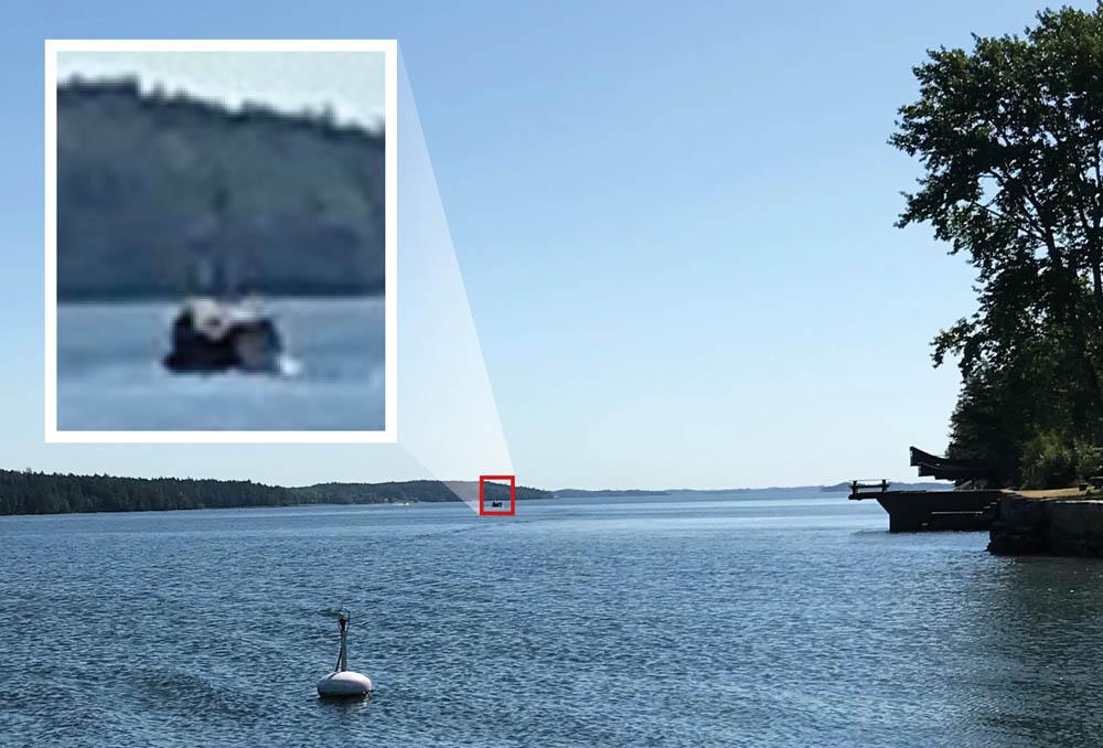Submarin misterios, filmat în apropiere de Stockholm. Armata suedeză păstrează tăcerea. VIDEO