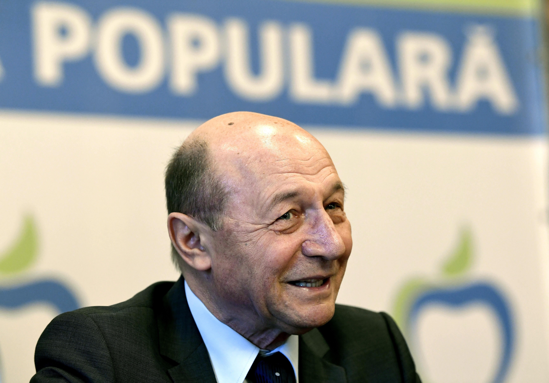 """Traian Băsescu, optimist cu privire la rezultatele de la alegeri: """"PMP și-a luat 'aurul' înapoi"""""""
