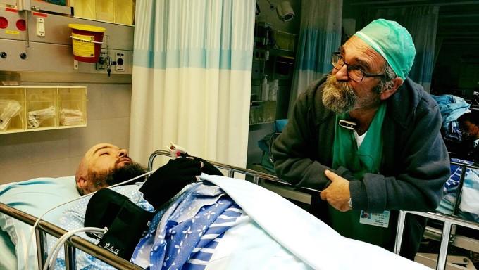 """Cristian Matei, supraviețuitor Colectiv: """"Am fost o legumă umană. Cei care mi-au salvat viața sunt medicii din Israel"""""""