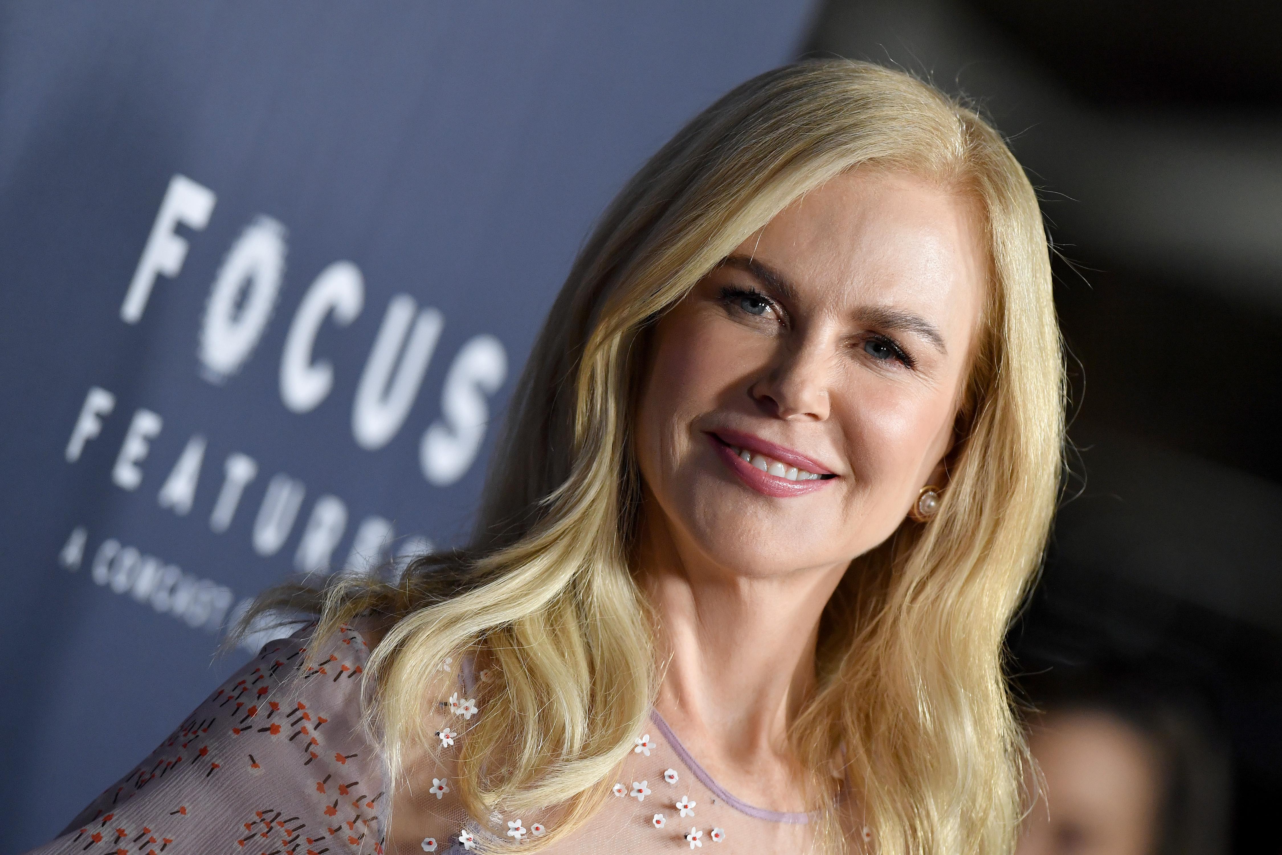 Nicole Kidman a mărturisit că mariajul cu Tom Cruise a ferit-o de hărțuiri sexuale la Hollywood