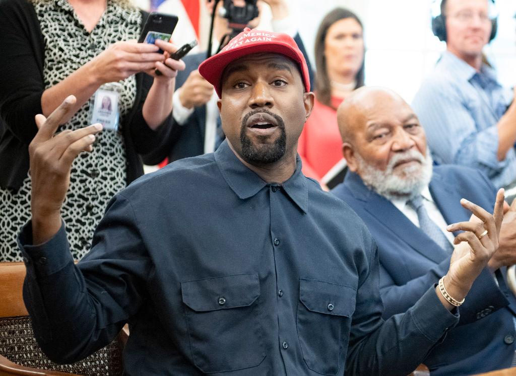 Mesajul rapperului Kanye West pentru Donald Trump