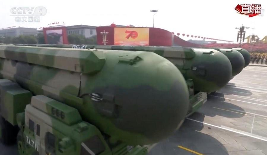 Americanii, îngrijorați. China își extinde capacitatea de a stoca și lansa rachete nucleare
