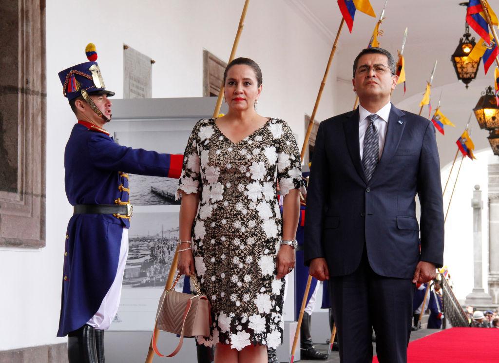 Președintele din Honduras, acuzat că a primit bani de la