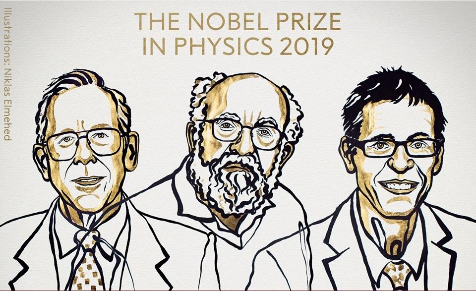 Premiul Nobel pentru Fizică, acordat pentru descoperiri privind Universul