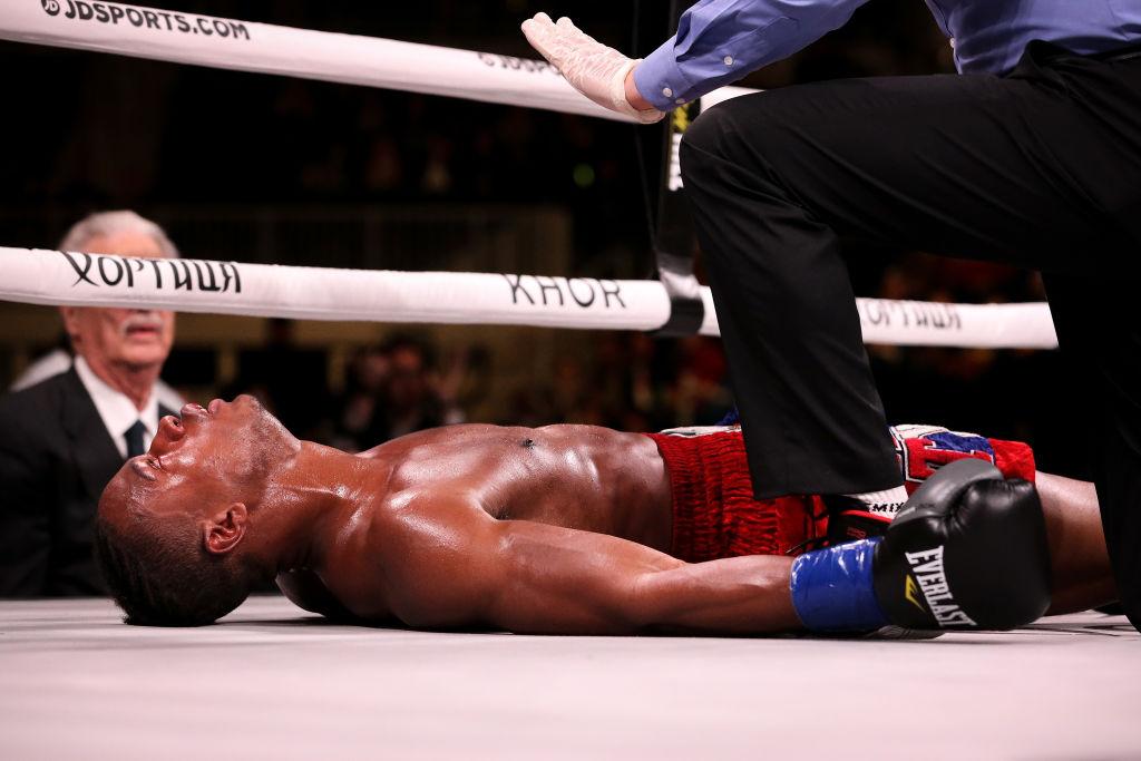 Boxerul Patrick Day a murit la patru zile după ce a suferit un KO