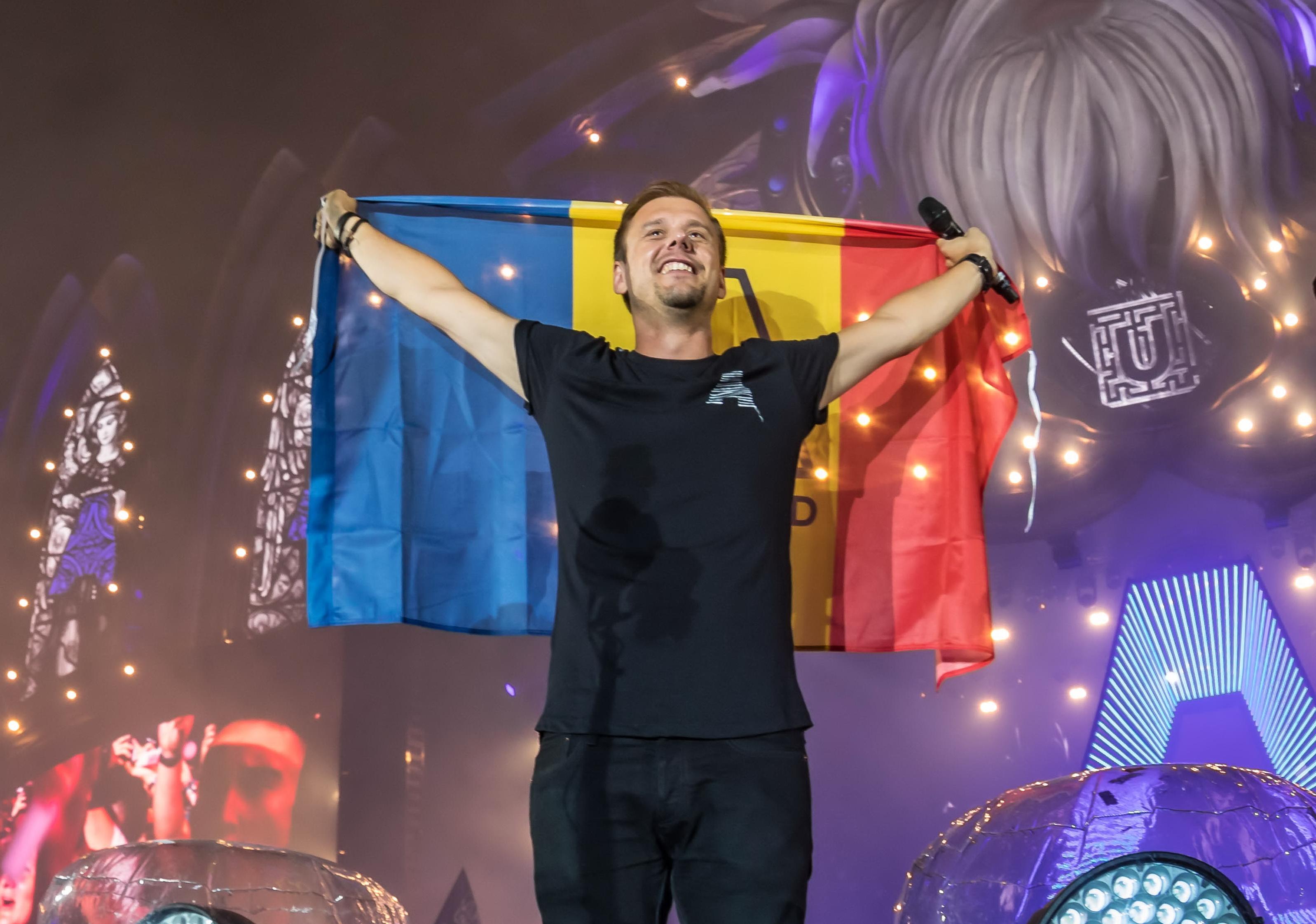 Armin van Buuren a inclus pe cel mai nou album imnul Untold ediția 2019. Balance se lansează pe 25 octombrie