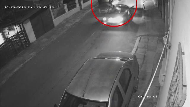 Scandal de proporții în Constanța. Trei persoane și opt mașini au fost lovite de un BMW