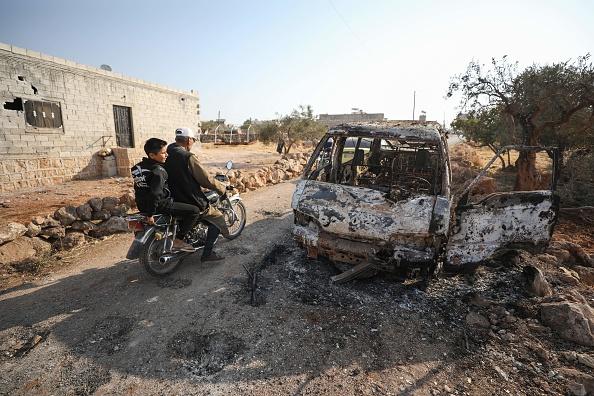 Reacția jihadiștilor ISIS după ce liderul lor, Abu Bakr al-Baghdadi, a murit în Siria. VIDEO