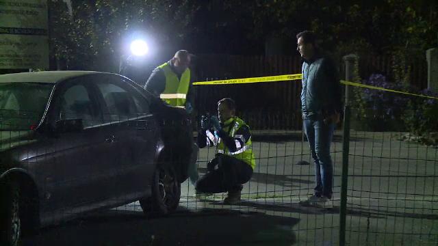 Poliţia a deschis focul asupra traficanţilor de droguri din Jilava. VIDEO