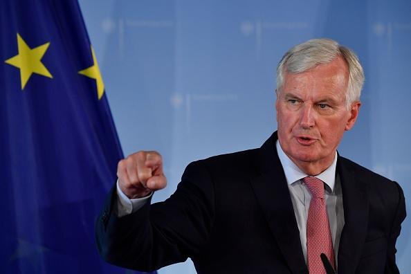 Pericolul unui Brexit fără acord nu a fost înlăturat complet. Ce spune Michel Barnier